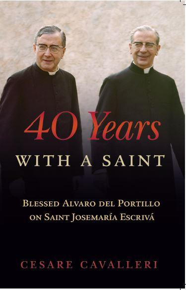 40_Years_With_a_Saint._Front_Cover._grande