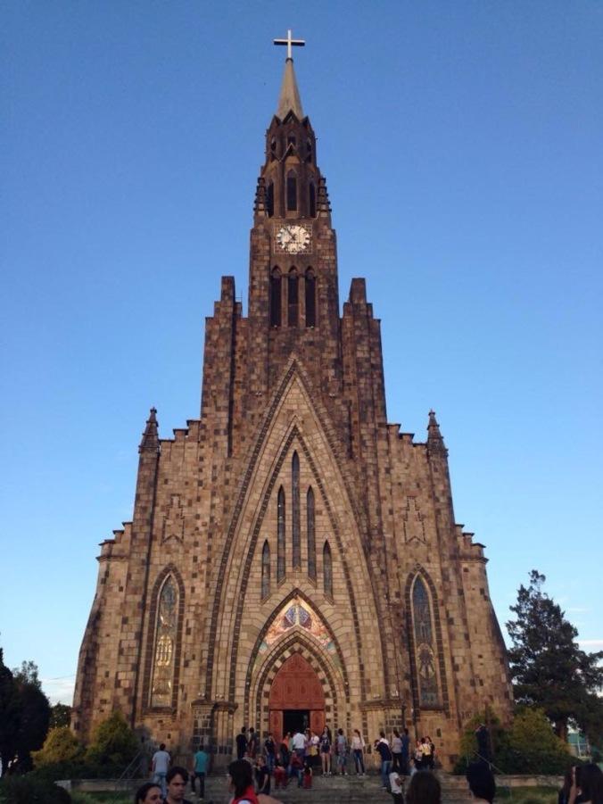 Catedral de Pedra Canela Brazil